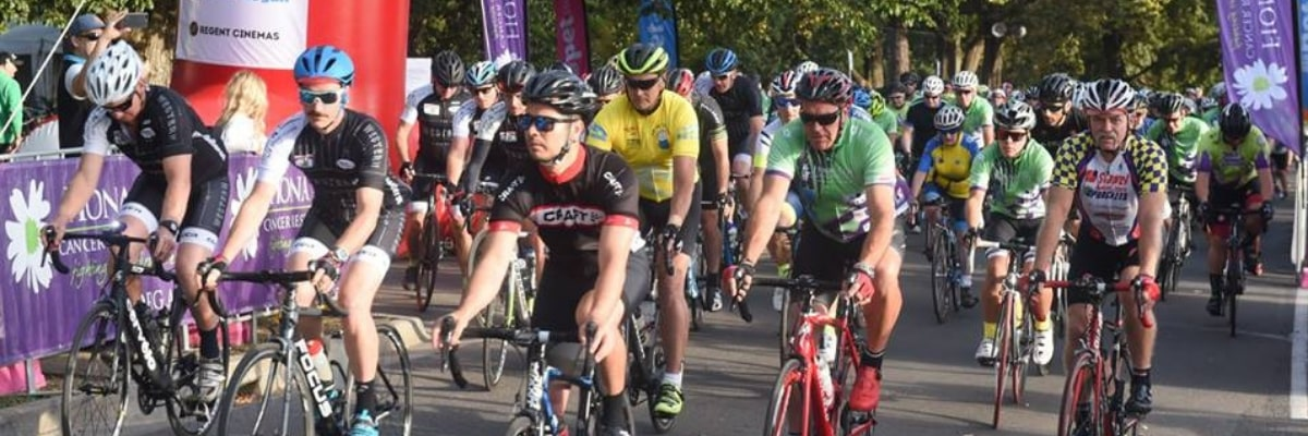 riders at the Ballarat Cycle Classic