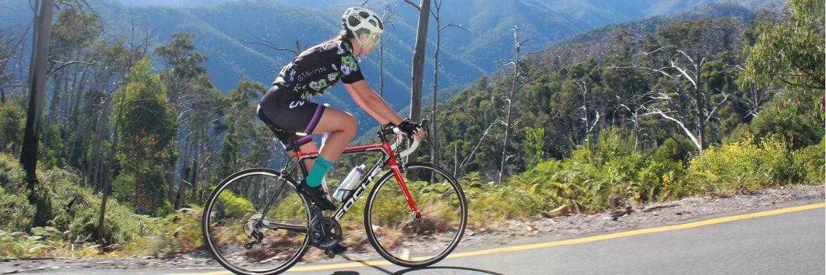 riders from High Country Women's Cycling Festival